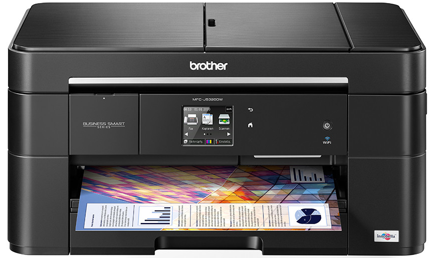 Brother MFC-J5320DW Treiber Downloads