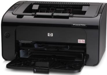 LaserJet Pro P1102w Drucker Treiber