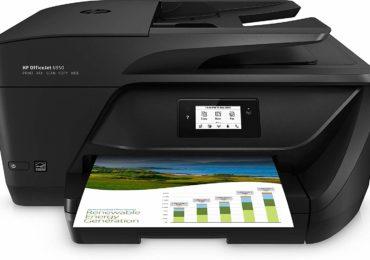 HP Officejet 6950 Treiber