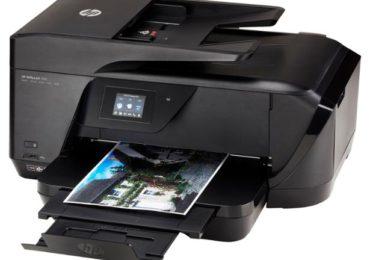 Treiber HP Officejet 7510