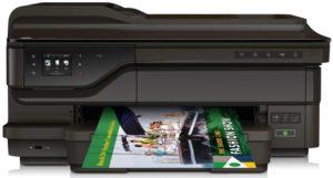 Treiber HP Officejet 7610