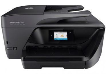 HP Officejet Pro 6960 Treiber