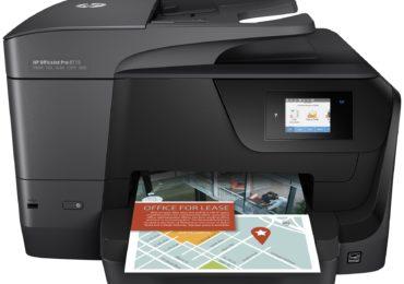 HP Officejet Pro 8715 Treiber